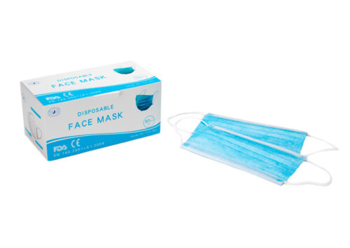Face Mask-Social Distancing